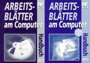 Arbeitsbätter am Computer (Handbuch)